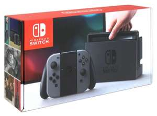 Hot Days 2019 Walmart: Consola Nintendo Switch gris ó neón (Pagando con Bancomer o Inbursa)