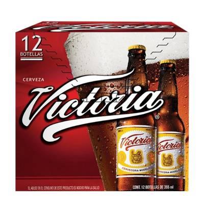 Walmart: 108 Botellas de Cerveza Victoria