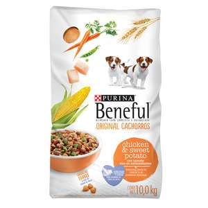 Costco: Beneful pollo y camote alimento para cachorro 10kg