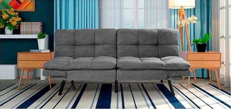 Walmart: Sofa Cama Mainstays Memory Foam en 3 colores