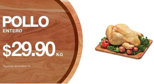 Martes y Miercoles de carnes en La Comer los dias 15 y 16 de Diciembre