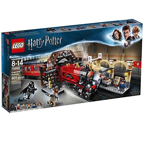 Amazon: LEGO Harry Potter Expreso de Hogwarts
