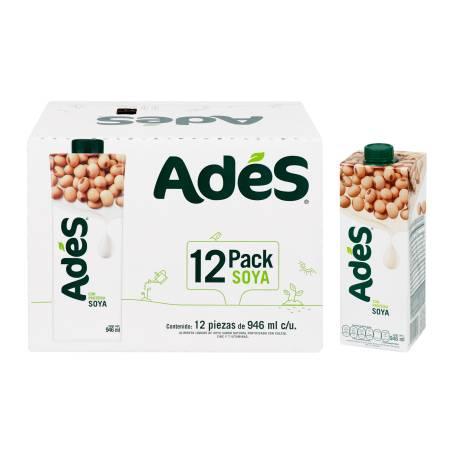Sam's Club:  2 cajas de Ades por $349