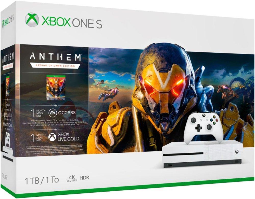 Best Buy: Consola Xbox One S 1TB (varios modelos) pagando con PayPal + BBVA Wallet