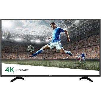"""Linio: Pantalla Hisense 65"""" Smart TV 4K UHD (Pagando con Paypal y Bancomer)"""
