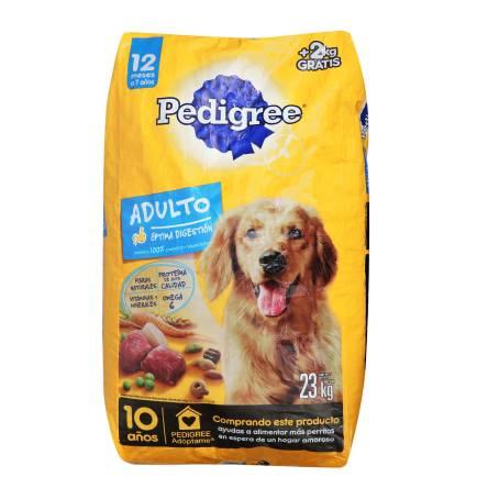 Sam's Club: Alimento para perro pedigree adulto 23 Kg