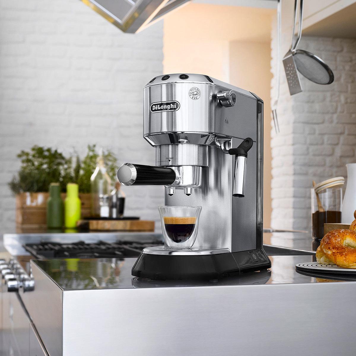Costco Cafetera tipo barista de espresso y cappuccino