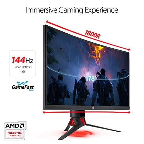 Amazon: Monitor Gamer Asus 144HZ (Pagando con BBVA Wallet)