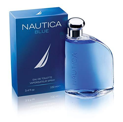 Amazon: Nautica Blue By Nautica For Men Edt Spray 3.4 Oz