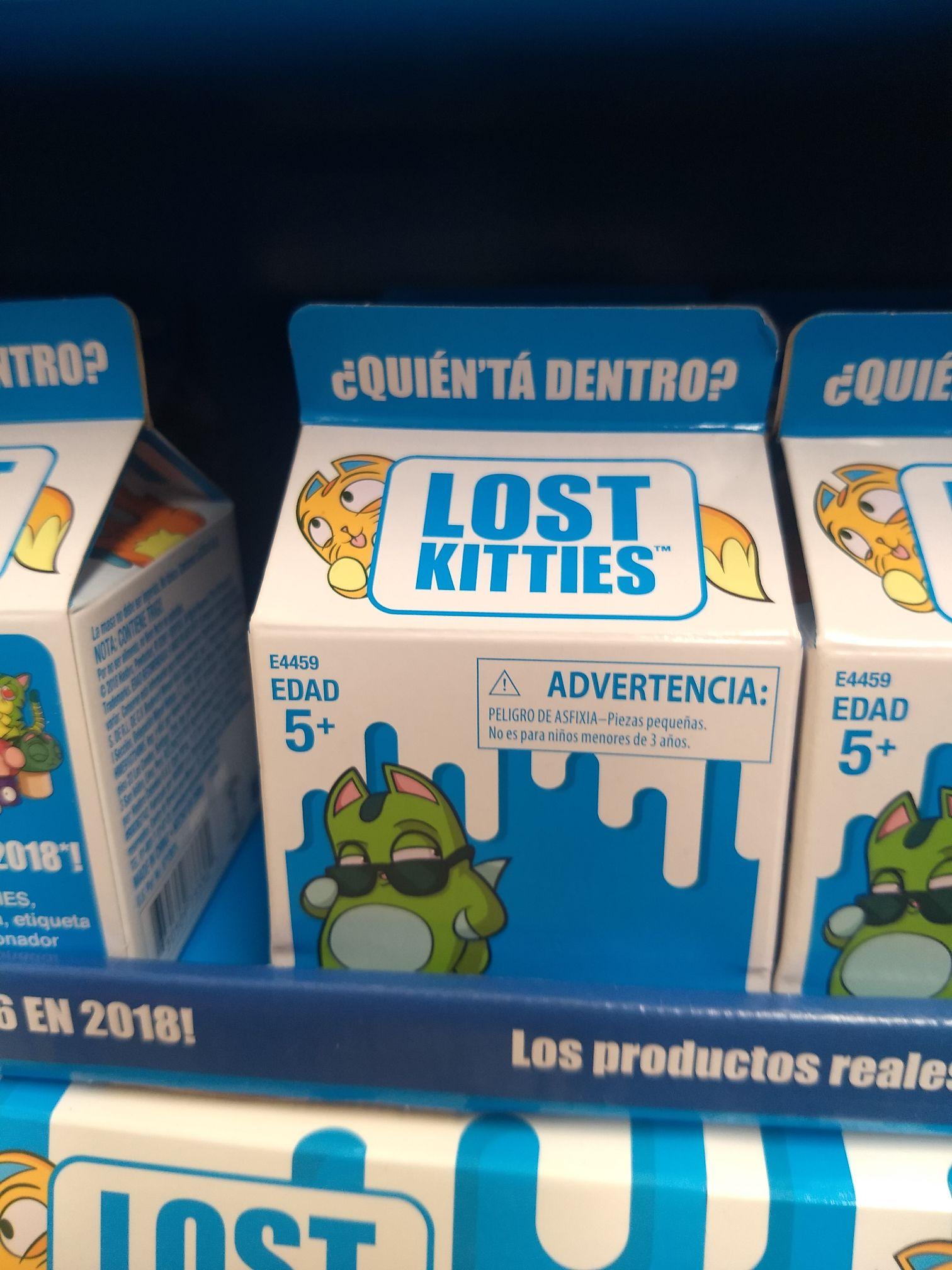 Soriana: Kitties y más