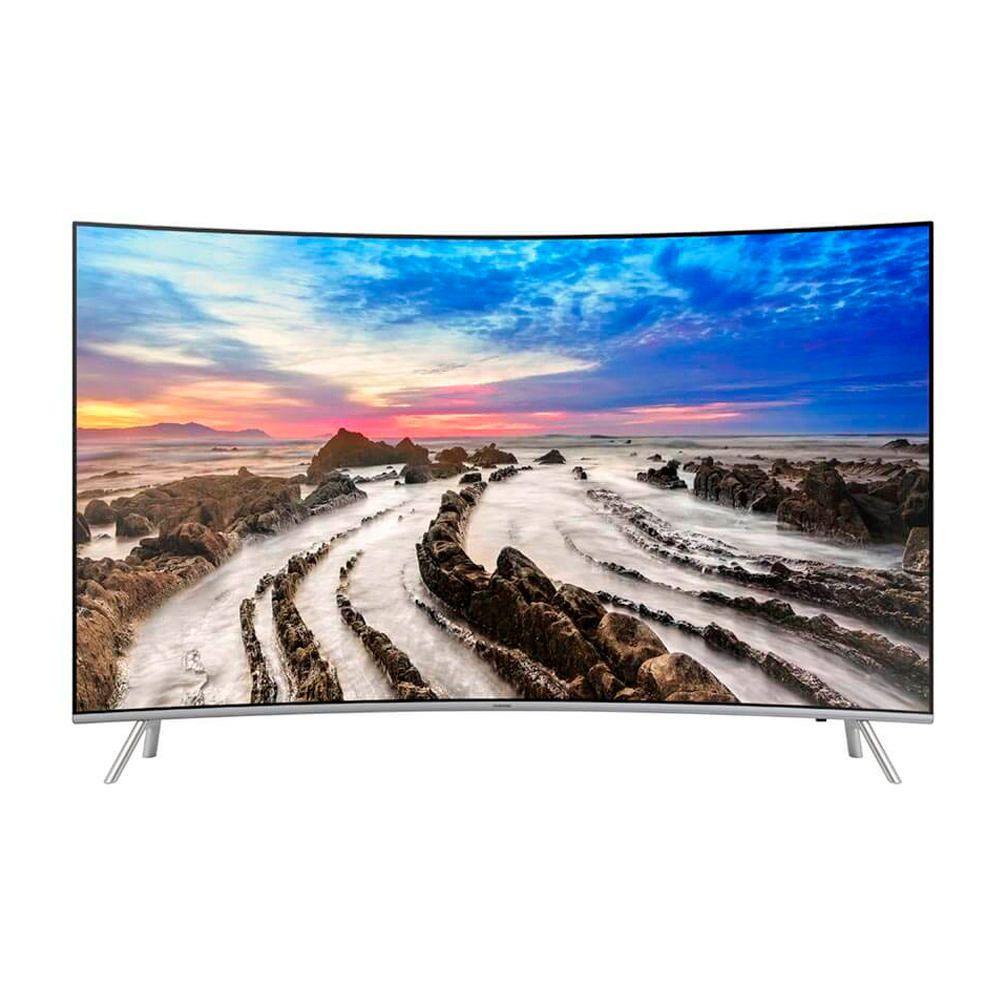 """Elektra: Pantalla Samsung 55"""" Curva 120Hz 4K HDR Smart TV y Más.. (Con Citibanamex)"""