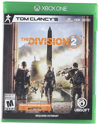 Amazon: The division 2 xbox one