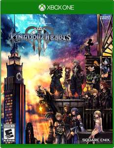 Amazon: Kingdom Hearts III para Xbox One