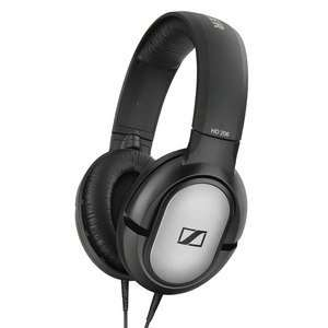 Liverpool: Senheiser Over-Ear HD 206 negros