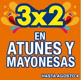 Julio Regalado en La Comer: 3x2 en atunes y mayonesas