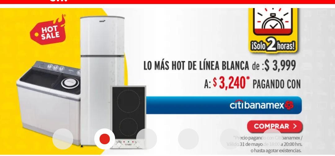 Elektra: Hkpro Lavadora de 2 Tinas 16 Kg THK-SM16015 - Blanco/Gris (Pagando con Citibanamex)