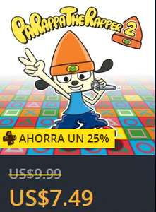 PSN Store: PaRappa The Rapper 2™ para PS4