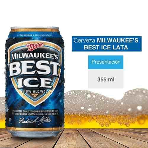 Pinord Mercado Libre: 24 Cervezas Milwaukee Best Ice