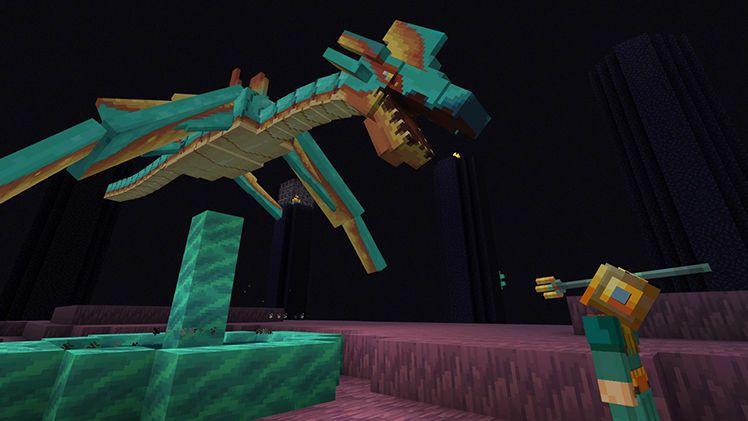 Mapa para Minecraft gratis al iniciar sesión este fin. (PC, Switch, Xbox One, Android, IOS)