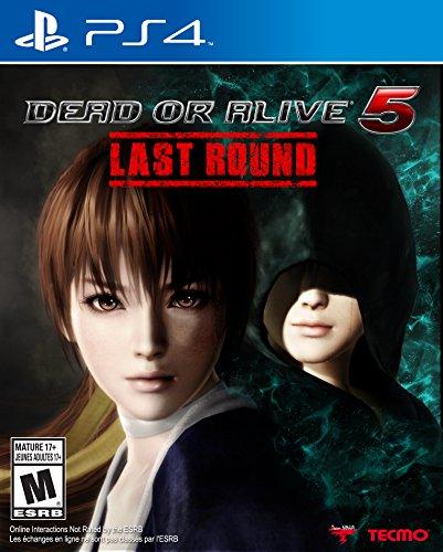 Amazon Mx: Dead or Alive 5 Last Round para PS4