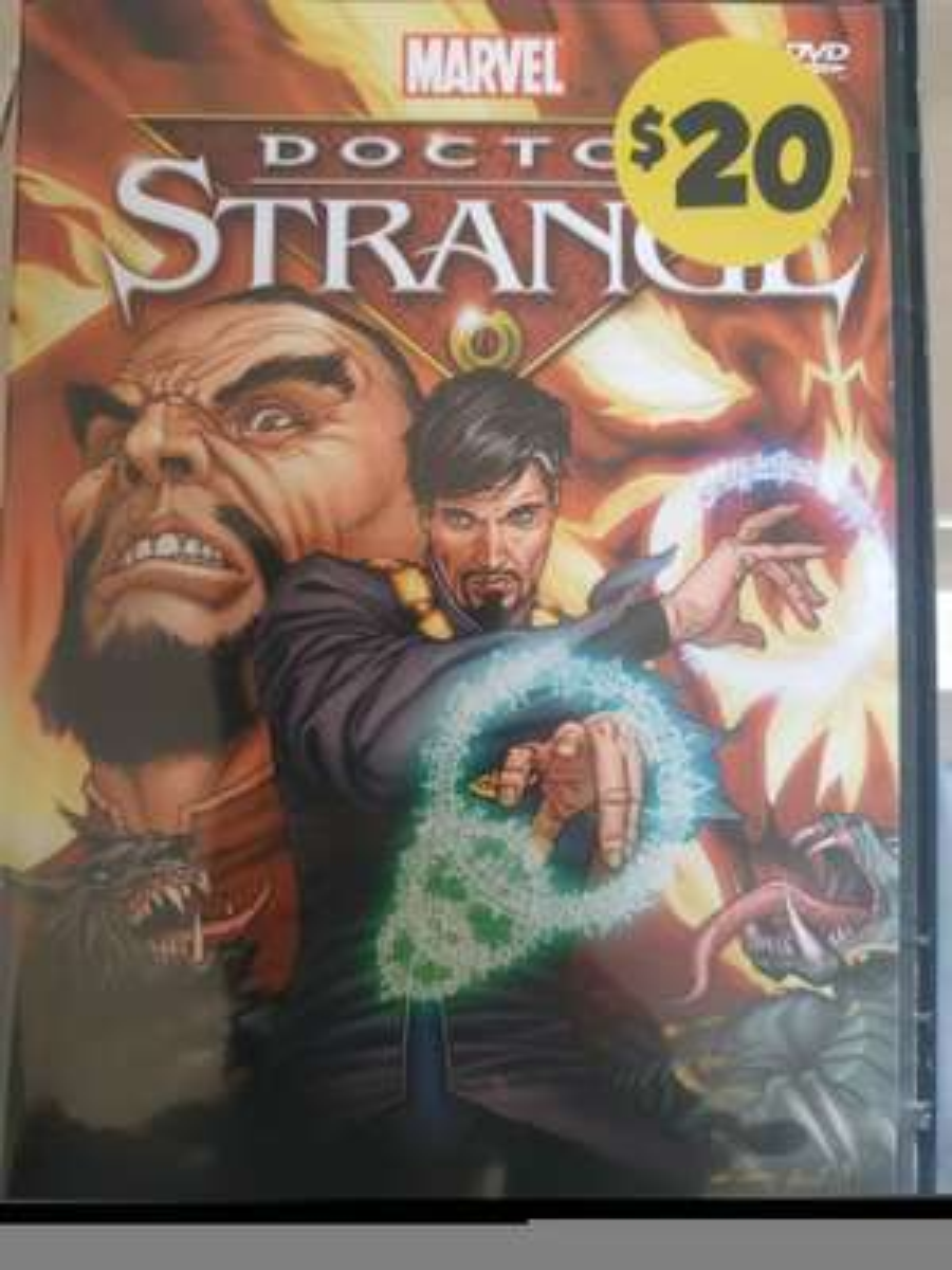 Bodega Aurrera: Película Doctor Strange