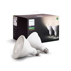 Amazon: Focos Philips Hue Luz Blanca exterior