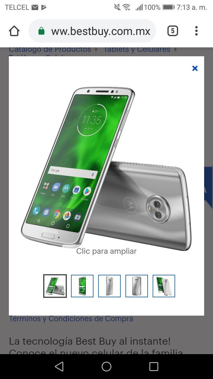 Best Buy: Motorola G6