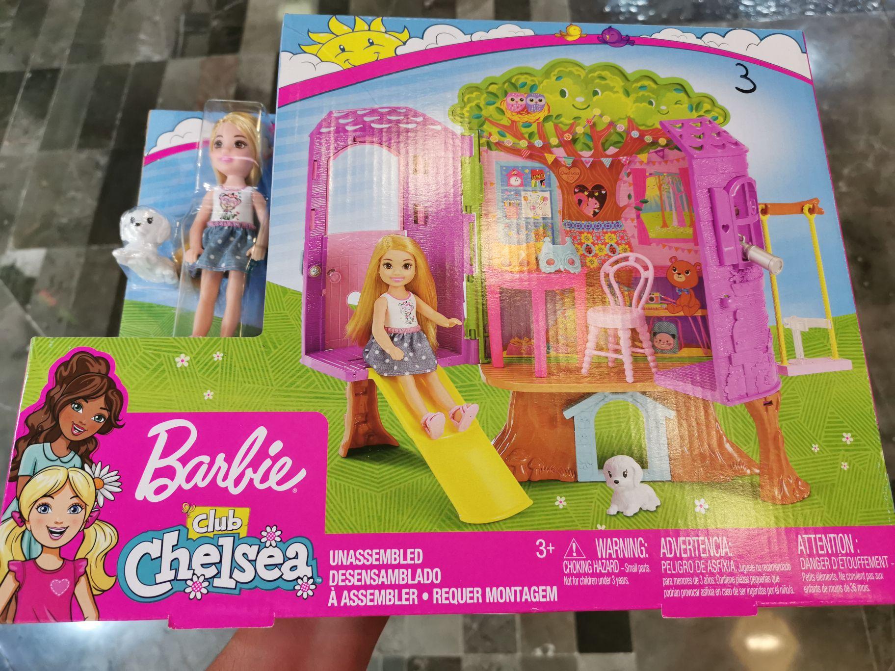 Soriana: Set de muñeca de barbie