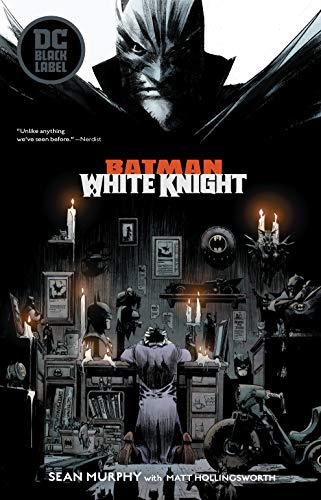 Amazon: Batman - White Knight (Pasta Blanda, Inglés)