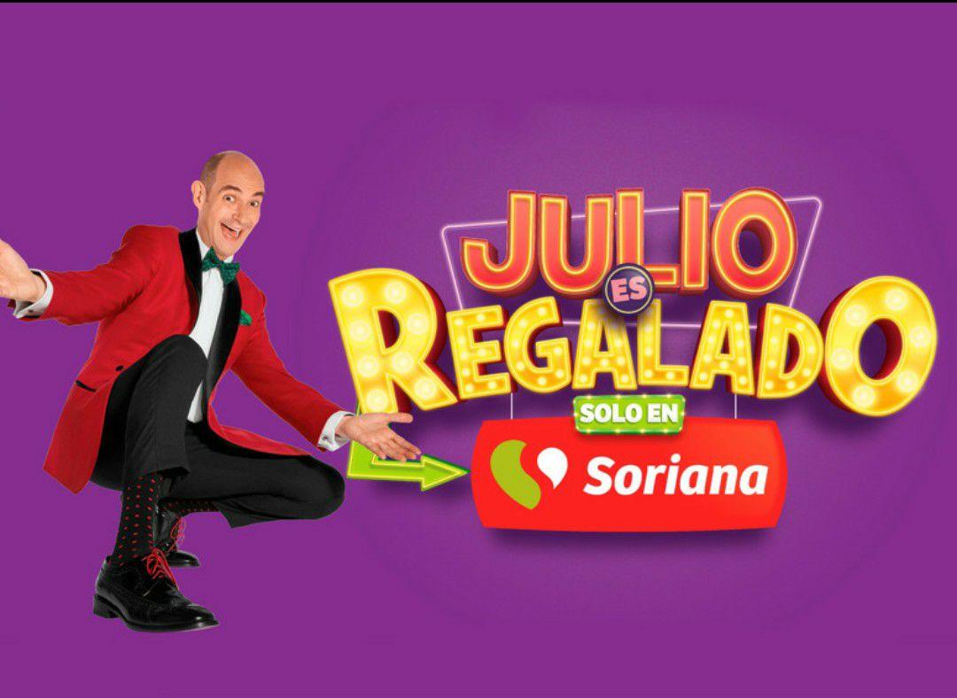 Julio Regalado 2019: Folleto Completo Julio Regalado en Soriana Hiper y Mega