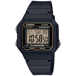 6624d4cf1df8 Amazon  CASIO W-217H DORADO - promodescuentos.com