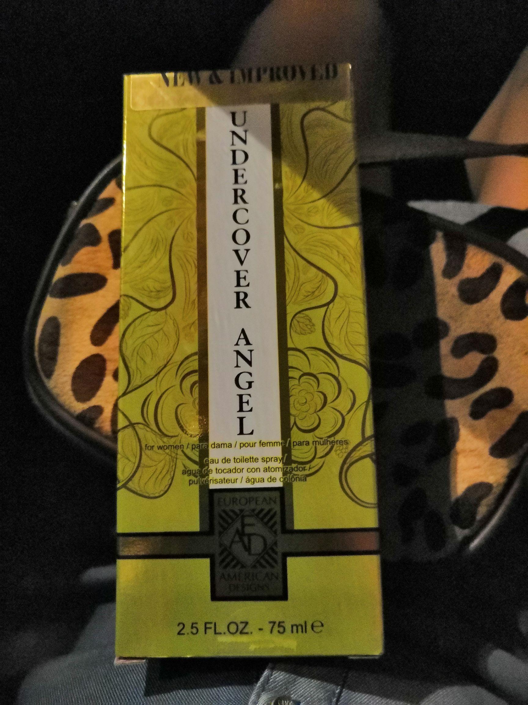 Chedraui Fortuna: Perfume EAD Spray Undercover Angel