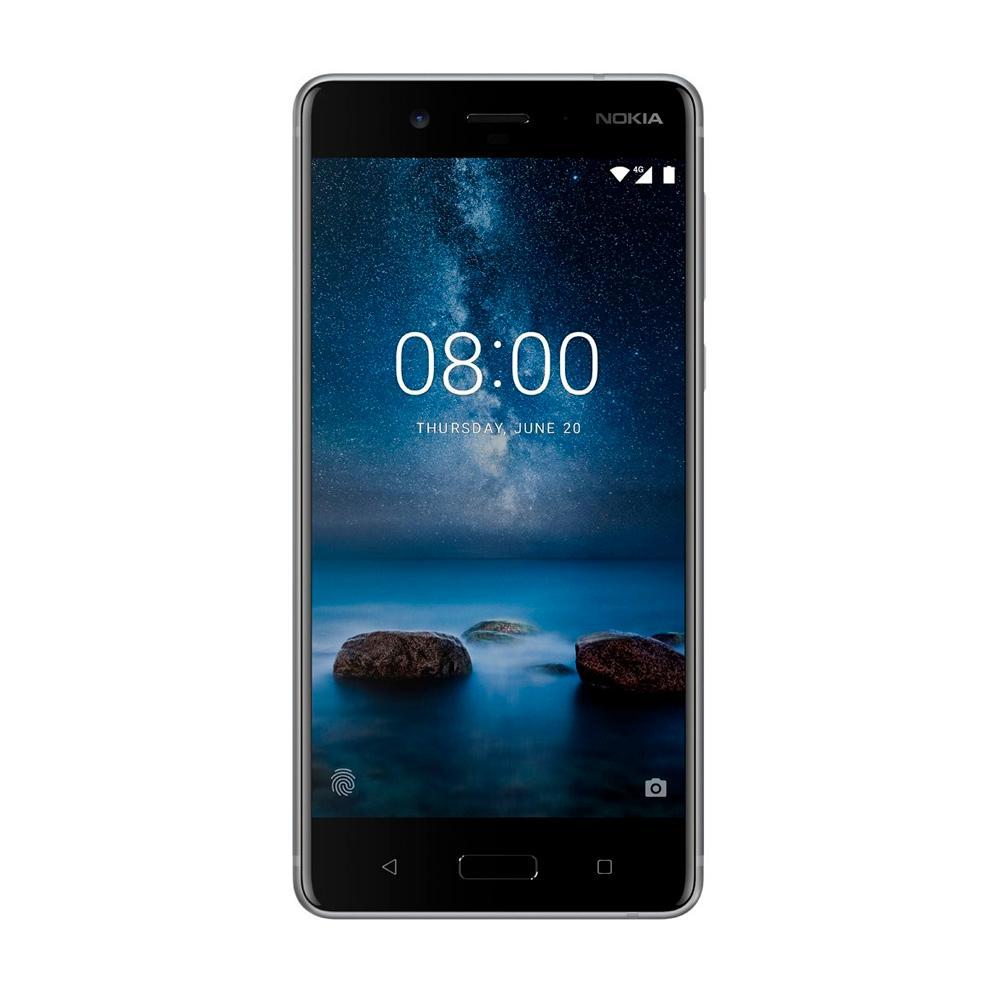 Walmart en línea: Nokia 8 4GB/64GB Dual sim