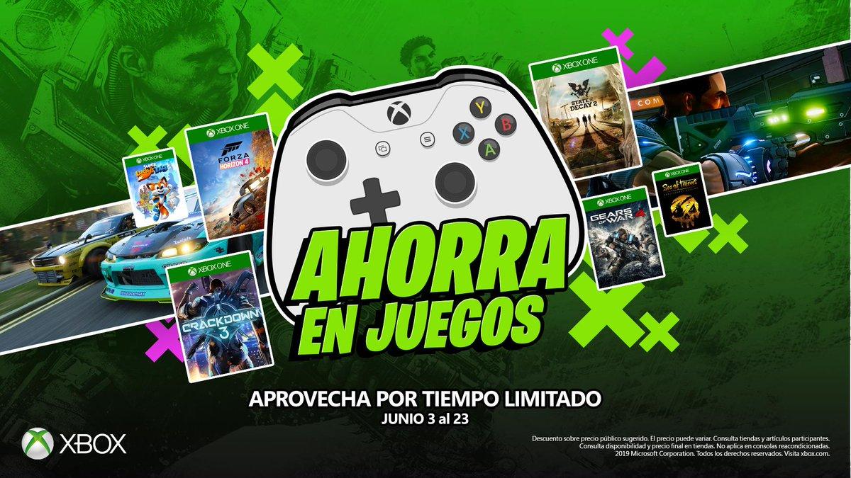 Xbox: Ofertas Semana E3