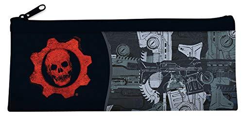 Amazon: Upak Lapicera Pvc Mochila Infantil, Unisex Adulto Gears of war $24 devaluados pejos