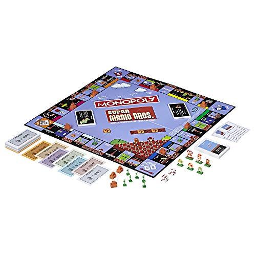 Amazon: Monopoly Super Mario Bros Collector edition