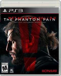 Amazon México :Metal Gear Solid V: The Phantom Pain - PlayStation 3 $312