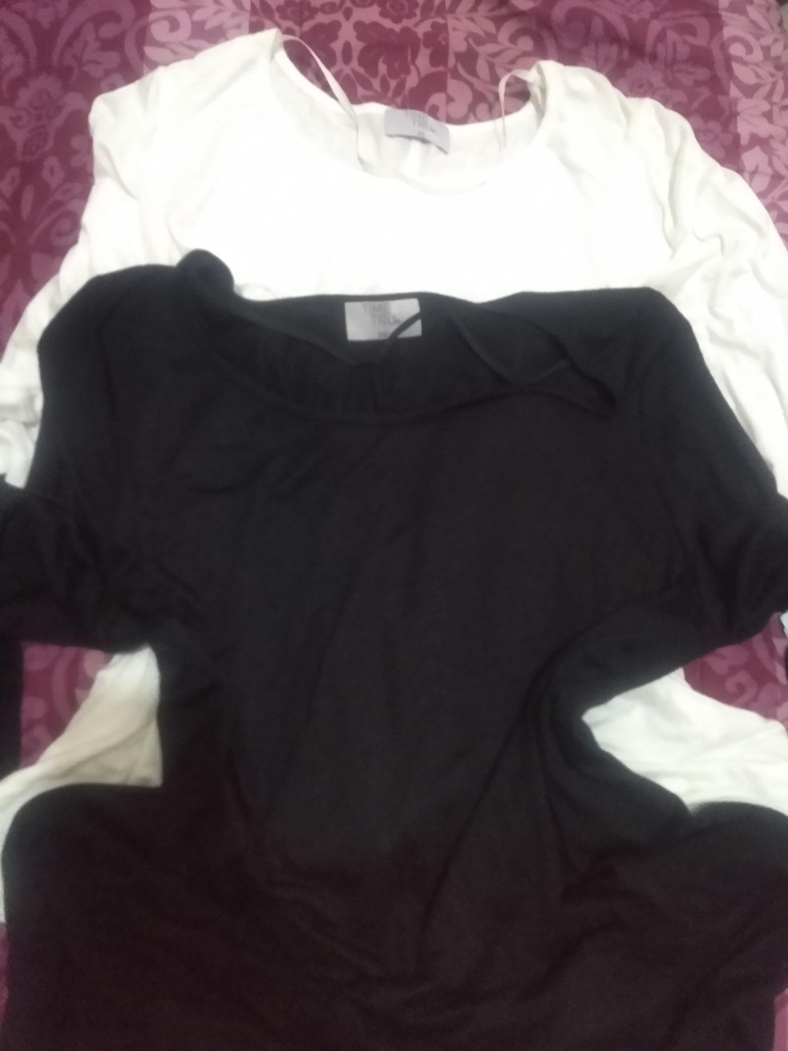 Walmart: calzones y pants $5, blusas $20, accesorios de baño.