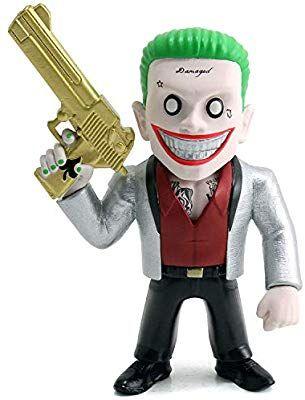 "Amazon: Jada Toys Metals Action Figure Suicide Squad The Joker Boss, 4"""