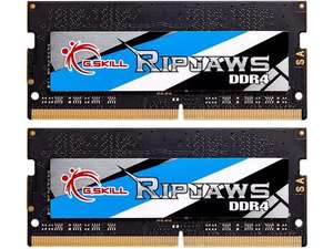 Newegg: G.SKILL Ripjaws 16GB (16x1) SO-DIMM DDR4 2400MHz Laptop