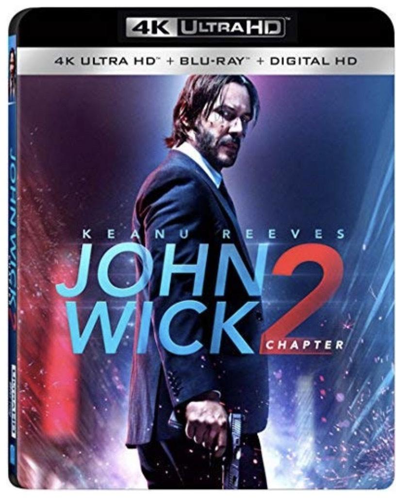 Amazon: John Wick 2 4K