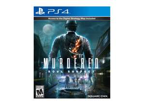 LIVERPOOL: MURDERED SOUL SUSPECT PLAY STATION 4