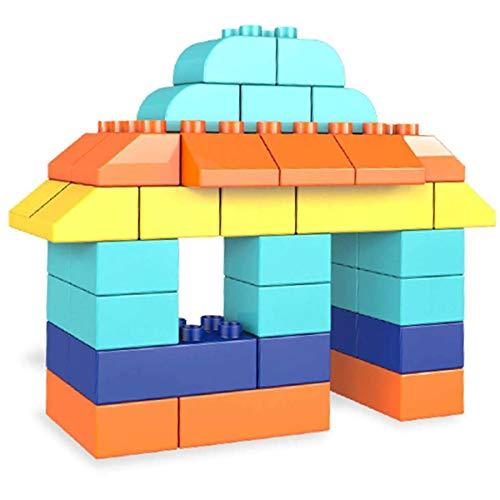 Amazon: Mega Bloks Juguete Caja Mediana 60 bloques