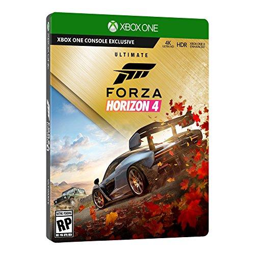 Amazon y Walmart - Forza Horizon 4 Ultimate Edition Xbox one