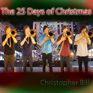 "Play Store Disco Gratis Navideño ""The 25 Days of Christmas: 2012"" de Christopher Bill"