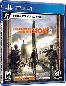 Amazon: The Division 2 - PlayStation 4