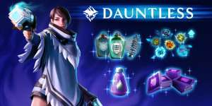 Recompensas de Twitch Prime para Dauntless