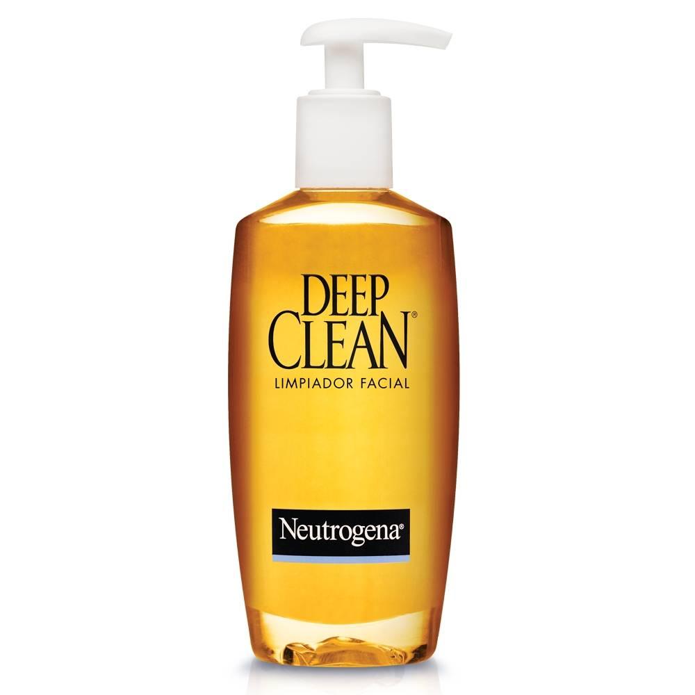 Walmart: Limpiador facial Neutrogena Deep Clean