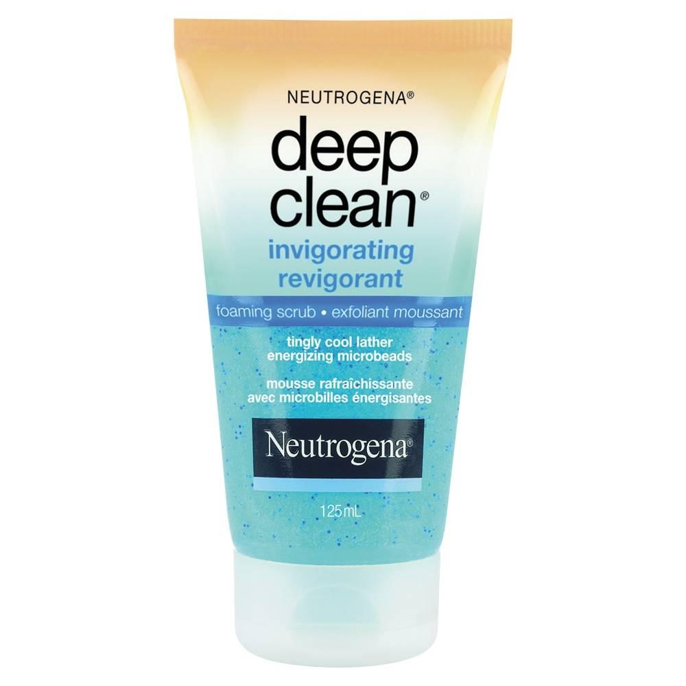 Walmart: Exfoliante facial Neutrogena Deep Clean energizante 125 ml