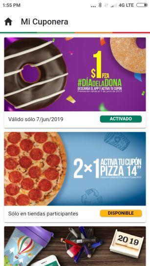 7 Eleven App: .Dona a 1 #DíadelaDona
